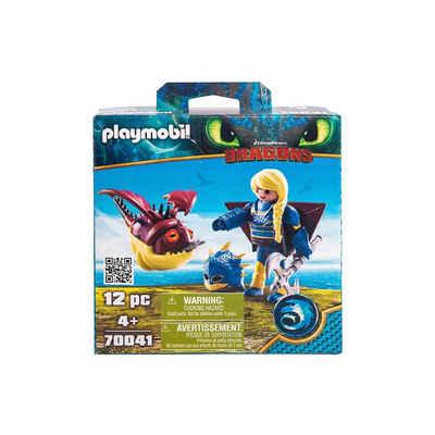Playmobil® Spielfigur »PLAYMOBIL® 70041 Astrid mit Fluganzug und«
