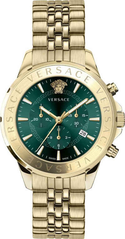 Versace Schweizer Uhr »Signature«