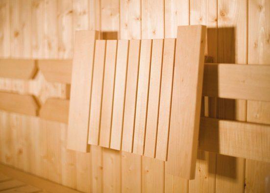 weka Sauna-Rückenlehne, BxH: 46x35 cm, verschiebbar