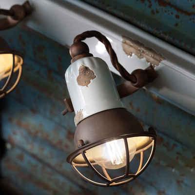 Ferroluce LED Deckenstrahler »Loft 3 flammig«
