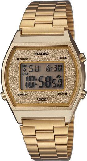 CASIO VINTAGE Chronograph »B640WGG-9EF«