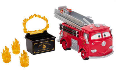Mattel® Spielzeug-Feuerwehr »Disney Pixar Cars, Farbwechsel Red«