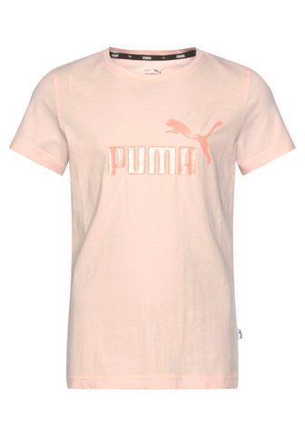 PUMA Marškinėliai »ESSENTIAL Logo Tee Girls...