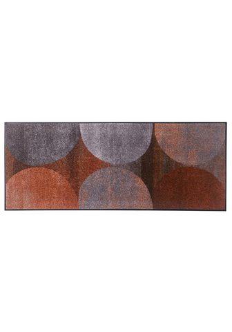 wash+dry by Kleen-Tex Durų kilimėlis lengvai prižiūrimas