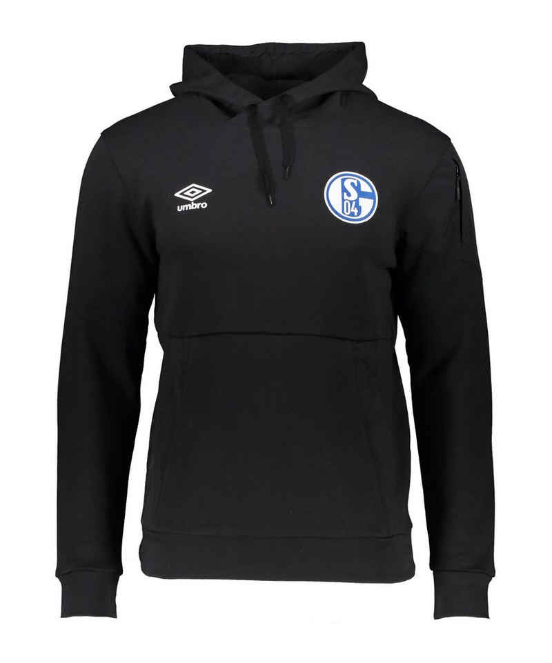 Umbro Sweatshirt »FC Schalke 04 Travel Hoody«