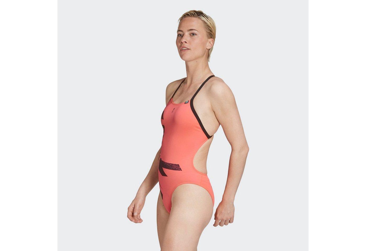 Bademode - adidas Performance Badeanzug »Sports Performance Thin Strap Badeanzug« ›  - Onlineshop OTTO