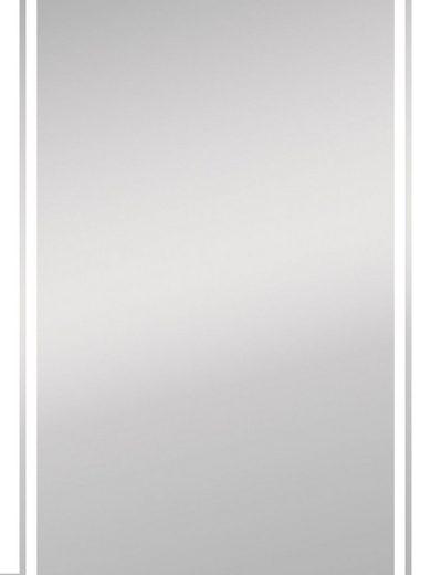 KRISTALLFORM Spiegel »New Paradiso II«, 60 x 90 cm, LED