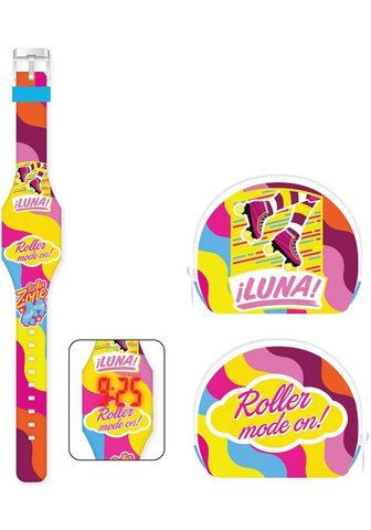 Joy Toy Digitaluhr »Soy Luna Digitaluhr 93706«...
