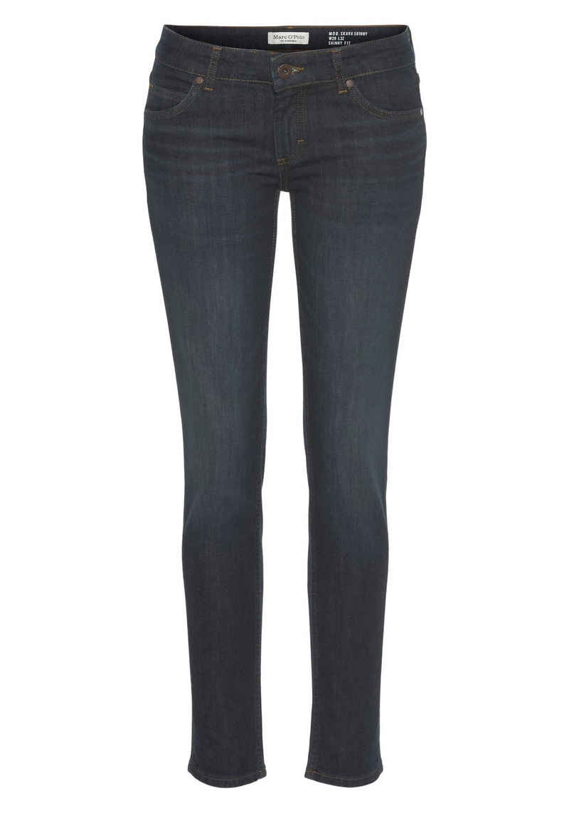Marc O'Polo Skinny-fit-Jeans »Skara« in authentischer Waschung