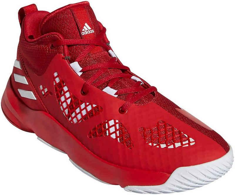 adidas Performance »PRO N3XT 2021 TEAM BOUNCE UNISEX« Basketballschuh