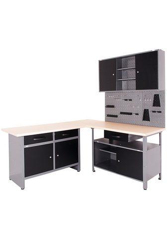 ONDIS24 Werkstatt-Set »Basic One« (Set) 2x Wer...