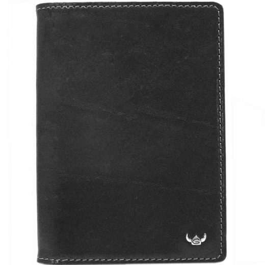 Golden Head Etui »Colorado RFID Protect«, Leder