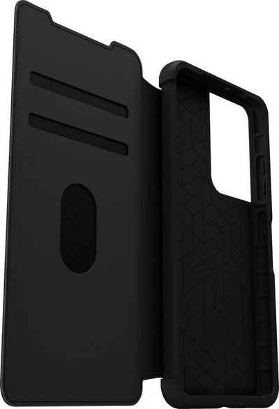 Otterbox Flip Case »Strada für Samsung S21 Ultra 5G« Samsung Galaxy S21 Ultra 5G 17,3 cm (6,8 Zoll)
