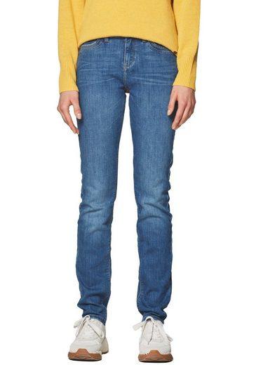 Esprit Slim-fit-Jeans mit dezenter Waschung