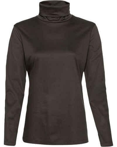 Van Laack Langarmshirt »Jersey-Rollkragenpullover Melissa«