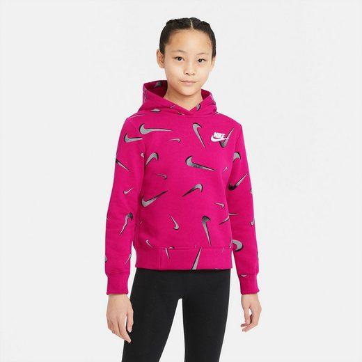 Nike Sportswear Kapuzensweatshirt »Nike Sportswear Big Kids' Printed Hoodie«