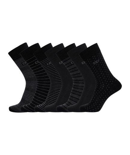 CR7 Freizeitsocken »Socken 7er Pack«