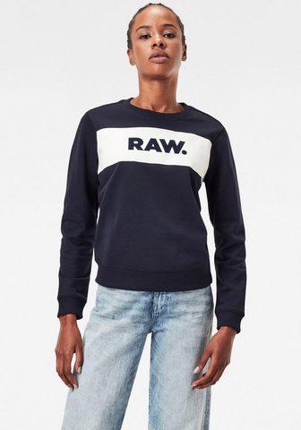 G-Star RAW Sportinio stiliaus megztinis »Xzula Pa...