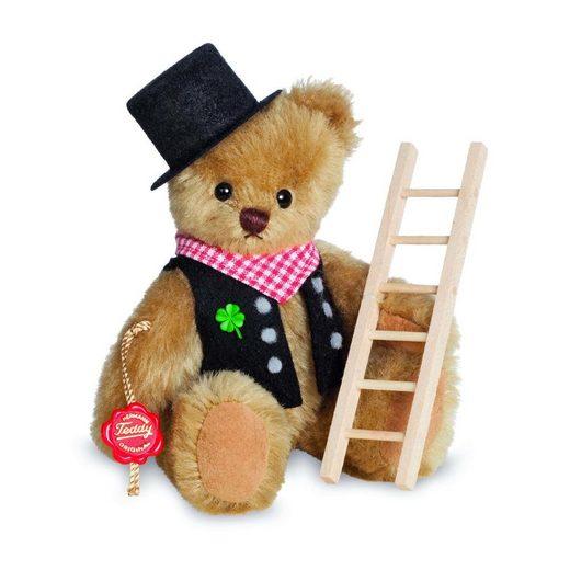 Teddy Hermann® Plüschfigur »Teddybär Glücksbärchen Schornsteinfeger«