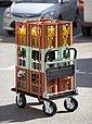MEISTER Transportwagen »super cross-over«, 300 kg, Bild 3