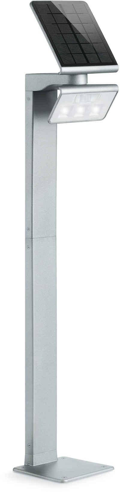 steinel LED Außen-Stehlampe »XSolar GL-S«, 140° Bewegungsmelder, netzunabhänig, mit Solarpanel