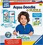 Ravensburger Kreativset »ministeps® Aqua Doodle® Puzzle: Heimische Tiere«, Made in Europe; FSC® - schützt Wald - weltweit, Bild 1