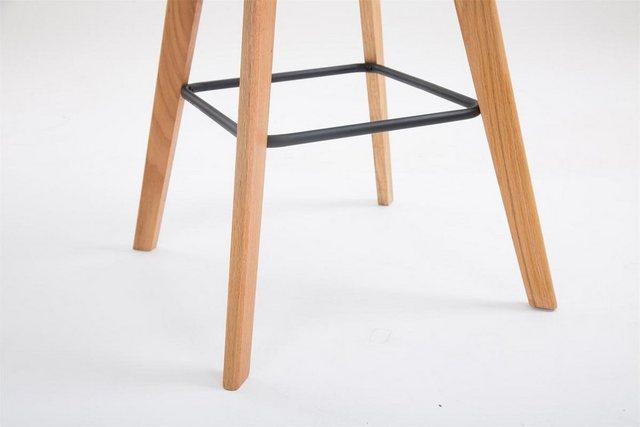 Barmöbel - CLP Barhocker »Metz Kunststoff«, mit Rückenlehnen und Fußstütze  - Onlineshop OTTO