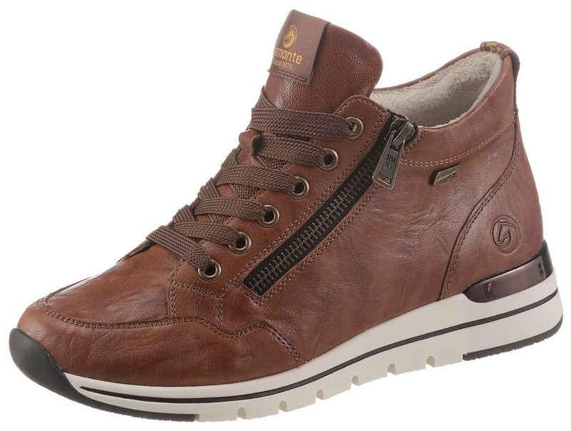 Remonte Sneaker mit praktischem Reißverschluss