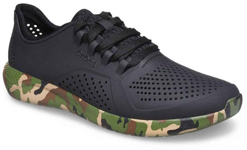 Crocs »Literide Printed Camo Pacer« Sneaker