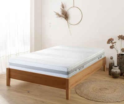Kaltschaummatratze »Finnian«, OTTO products, 20 cm hoch, Raumgewicht: 37, 7-Zonen Kaltschaumkern, hochwertiger Matratzenbezug mit Klimaband aus nachhaltigen Materialien