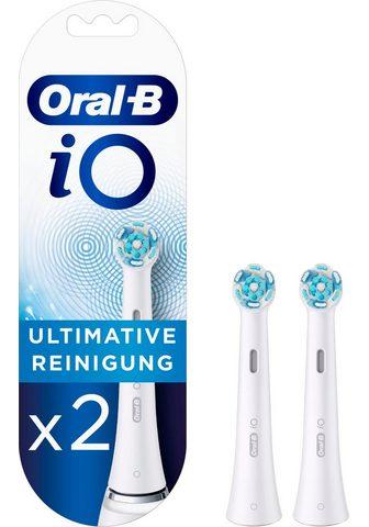 Oral B Aufsteckbürsten »iO Ultimative Reinigu...