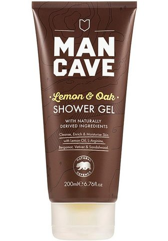 MAN CAVE Dušo želė »Lemon & Oak«