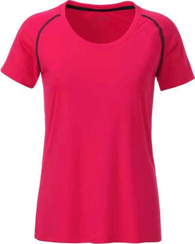 James & Nicholson Trainingsshirt »Sport Shirt FaS50495 kurzarm«