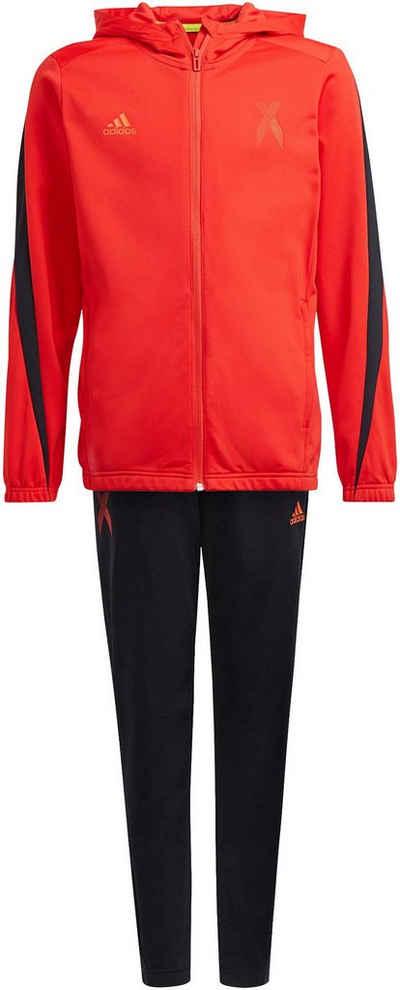 adidas Performance Trainingsanzug »B X TRACKSUIT« (Set, 2-tlg)