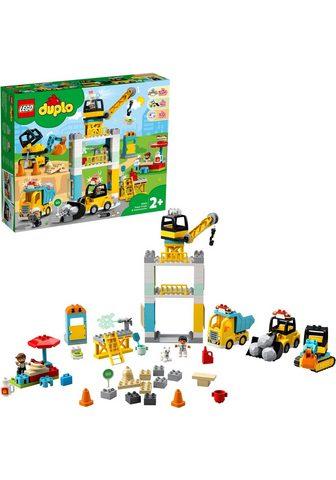 LEGO ® Konstruktionsspielsteine »Große Baus...