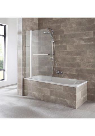 welltime Badewannenaufsatz »Mataro« Einscheiben...