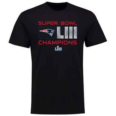 Fanatics Print-Shirt »Fanatics NFL NEW ENGLAND PATRIOTS Super Bowl LIII 2019 Champions Extra Point T-Shirt«