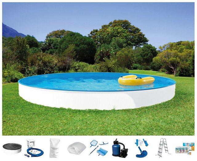 Clear Pool Set: Rundpool (6-tlg.)