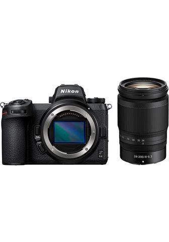 Nikon »Z 6II KIT 24-200 mm 1:4.0-6.3 VR« Sys...