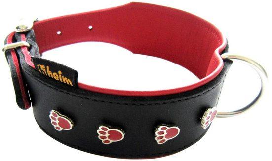 HEIM Hunde-Halsband »Taps«, Echtleder, Länge: 60 cm