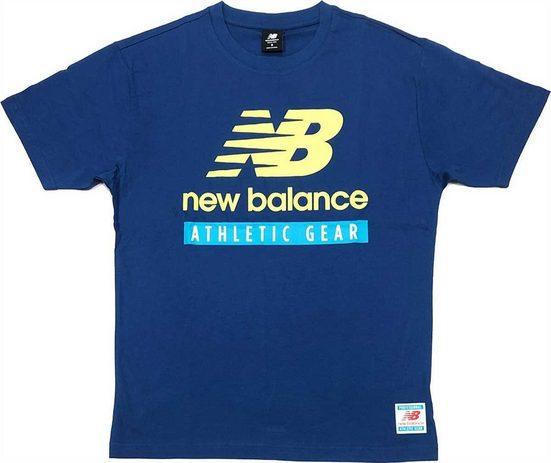 New Balance T-Shirt »Essentials Logo«