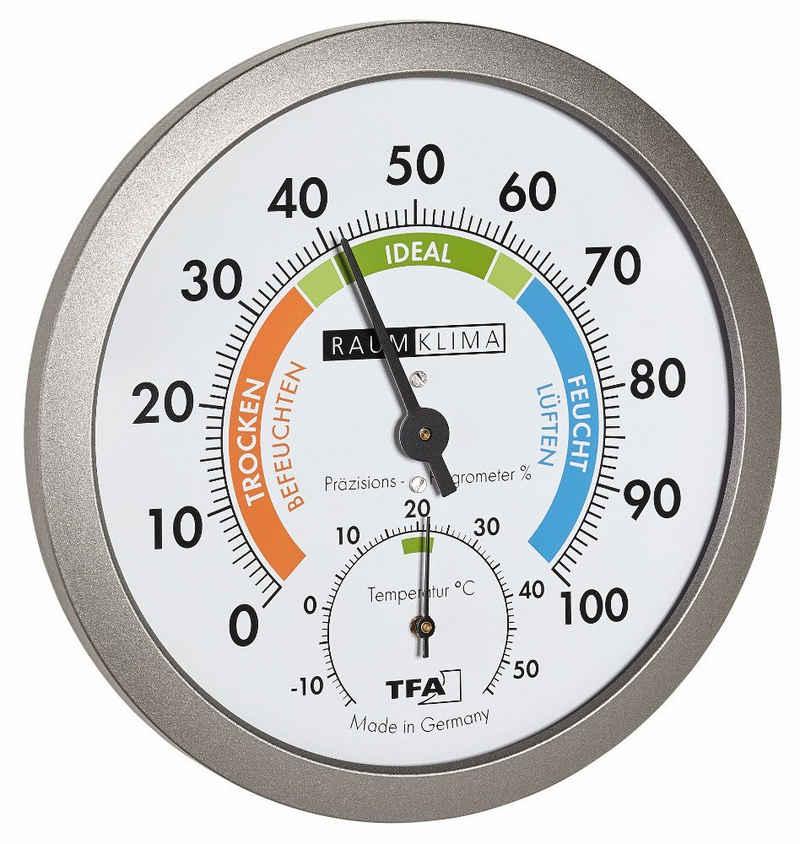 TFA Dostmann Raumthermometer »Präzisions Thermo-Hygrometer TFA 45.2042.50 Raumklimaüberwachung«