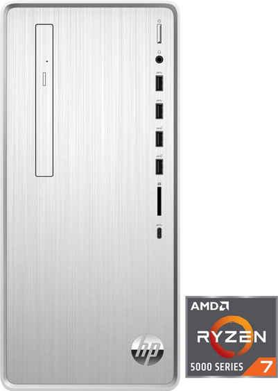 HP Pavilion TP01-2203ng PC (AMD Ryzen 7 5700G, Radeon Graphics, 16 GB RAM, 512 GB SSD)