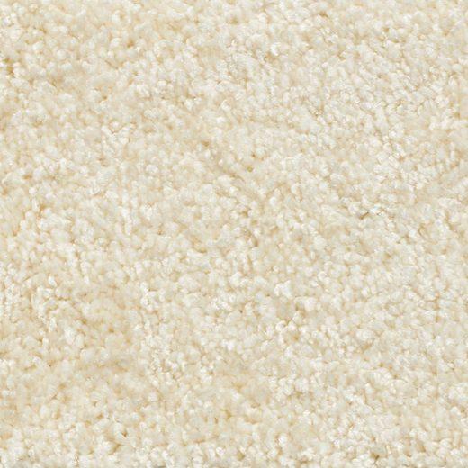 Teppichboden »Hochflor Velours«, Bodenmeister, rechteckig, Höhe 14 mm, Meterware, Breite 400 cm, uni, Wunschmaß