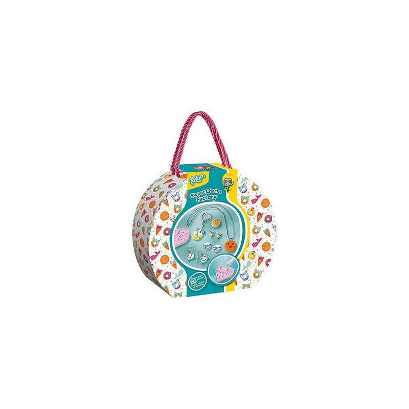 totum Knete »Knetset Sweet Charm Factory Geschenkset«
