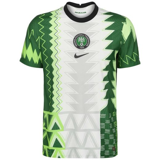 Nike Fußballtrikot »Nigeria Trikot Vapor Match Heim«