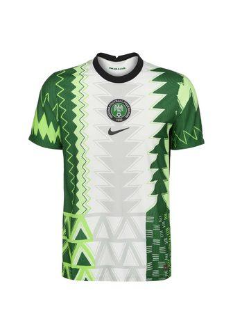 Nike Fußballtrikot »Nigeria Marškinėliai Va...