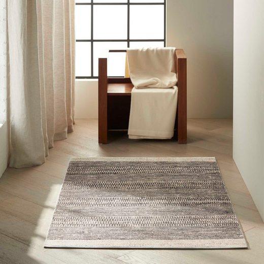 Teppich »Etched CK72«, Calvin Klein, rechteckig, Höhe 10 mm, Wohnzimmer