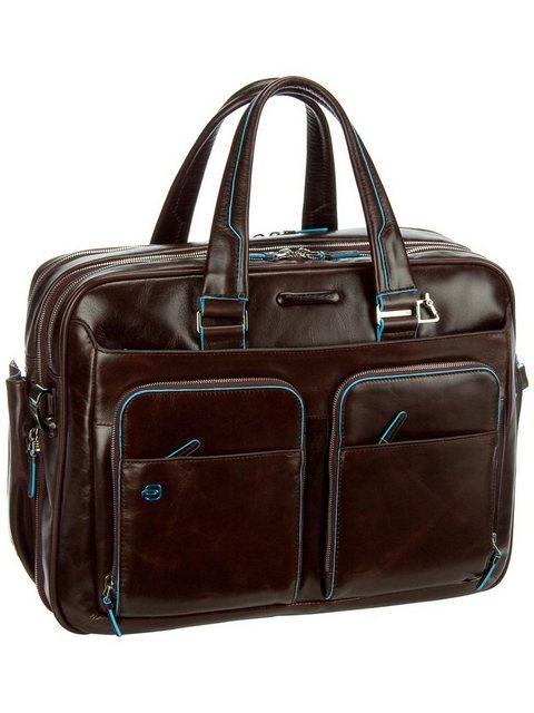 Piquadro Aktentasche »Blue Square Businesstasche« | Taschen > Business Taschen > Sonstige Businesstaschen | Piquadro
