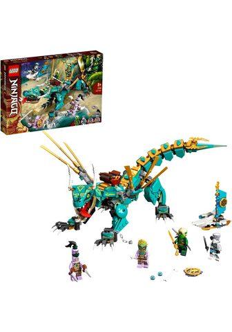 LEGO ® Konstruktionsspielsteine »Dschungeld...